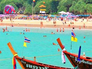 Education Abroad Asia Kata Beach Phuket Thailand