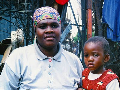 Xhosa Family in Soweto, South Africa, with Study Abroad Journal