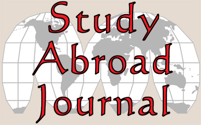About SAJ Emblem - Study Abroad Journal