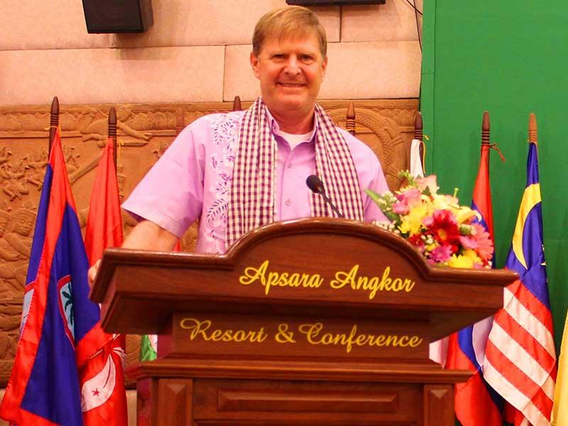 Dr. Steven Martin Professional Speaker
