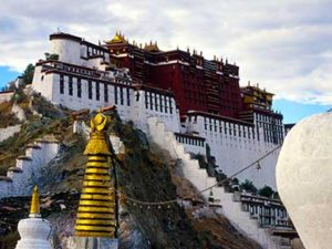 Potala Palace, Tibet - The Study Abroad Journal - Steven A Martin