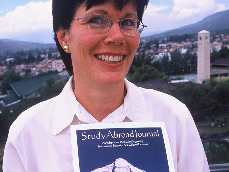 Publishing - Study Abroad Journal