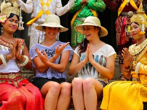 Study Khmer Culture in Cambodia - Angkor Wat - Thai culture and arts in Phuket