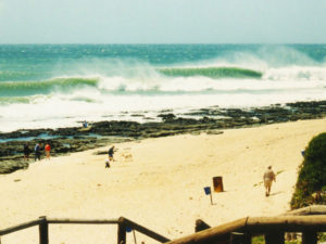 Study Abroad Journal - Surf Tourism Research