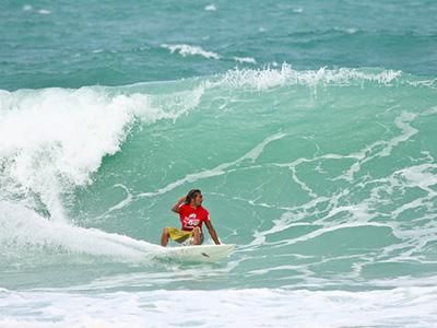 Study in Phuket - Surfing Thailand - Kata Beach