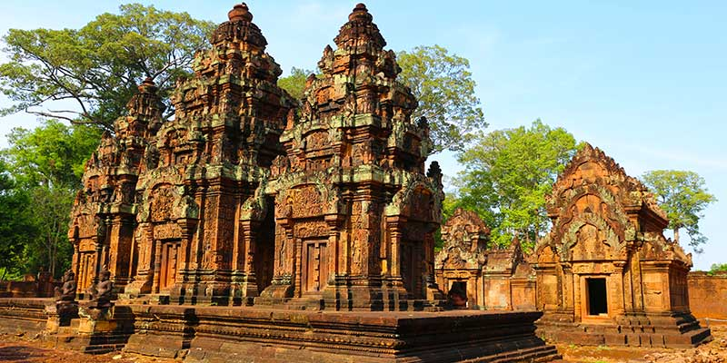 Bantaey Srie Historical Geography Cambodia