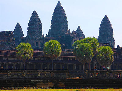 Study in Cambodia with Education Abroad Asia | Dr Steven A Martin