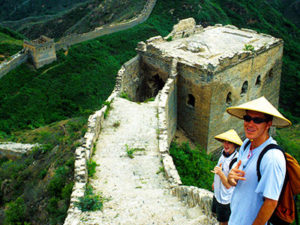 Great Wall of China | Dr Steven A Martin | Study Abroad Journal