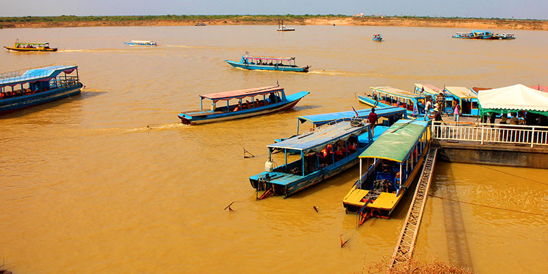 Study Abroad Journal at the Tonle Sap, Cambodia | Dr Steven Andrew Martin