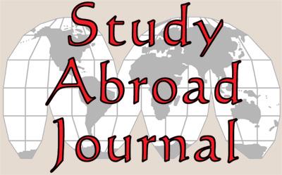 About SAJ Emblem - Study Abroad Journal