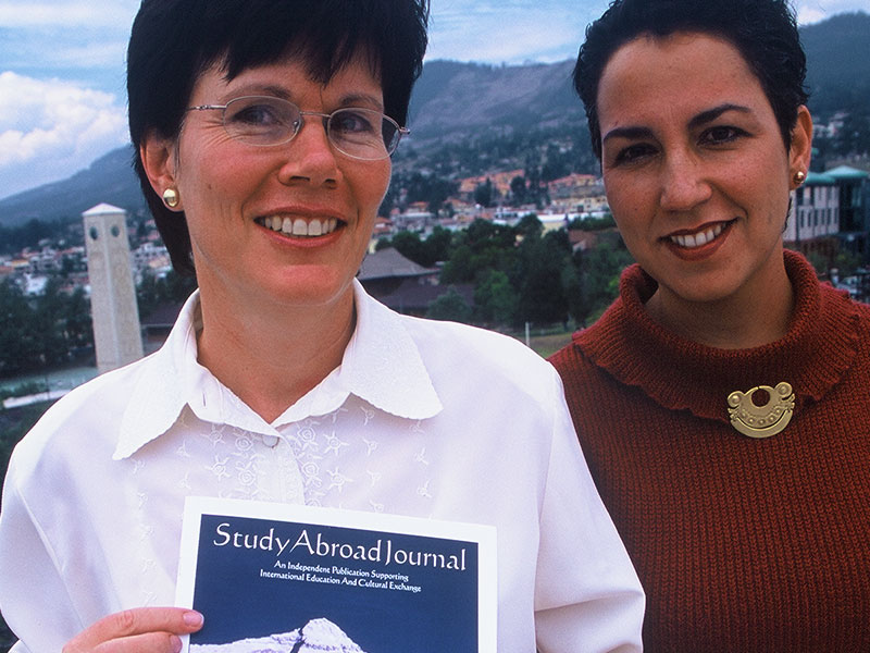 Study Abroad Journal - Submit
