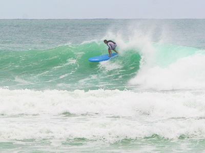 Study in Phuket - Surfing Thailand - Dr Steven Martin