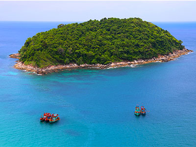 Southern Phuket - Andaman Sea - Thailand - Education Abroad Asia