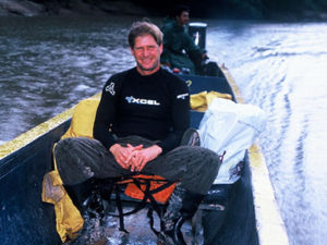 Dr Steven A Martin | Tiputini Biodiversity Station Edcuador | Study Abroad Journal