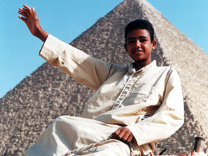 Dr Steven A Martin | The Great Pyramid, Egypt | study abroad journal